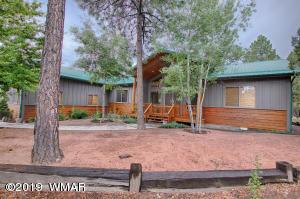 1791 Rim Road, Lakeside, AZ 85929