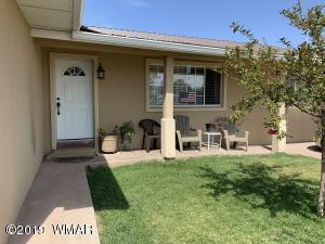 490 S 1St EAST, St. Johns, AZ 85936