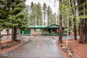 4396 Deep Forest Drive, Pinetop, AZ 85935