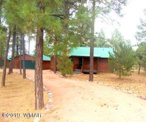 2727 Bain Trail, Overgaard, AZ 85933