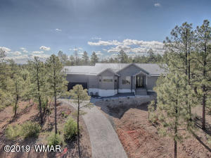 1491 Snow Creek Trail, Show Low, AZ 85901