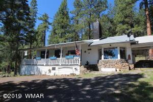 7 County Road 1021, Greer, AZ 85927
