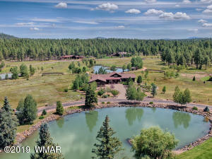 9556 Sierra Springs Lane, Lot 45, Pinetop, AZ 85935
