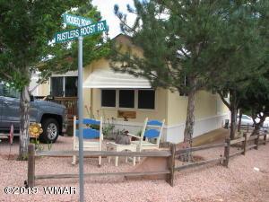 2701 Rustlers Roost, Overgaard, AZ 85933