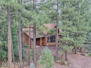 2995 Chestnut Circle, Pinetop, AZ 85935