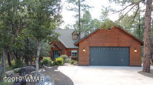 872 Little Bear Loop, Lakeside, AZ 85929