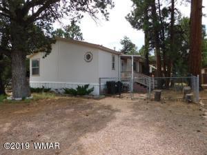 2175 Hashknife Drive, Overgaard, AZ 85933
