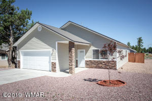 50 N Canyon Loop, Show Low, AZ 85901