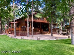 2722 Covered Wagon Trail, Overgaard, AZ 85933