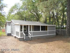 1358 S Penrod Drive, Pinetop, AZ 85935