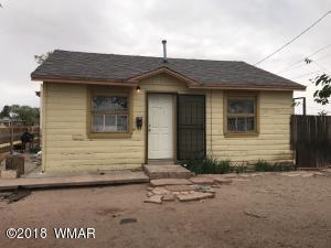 260 N 8th Avenue, Holbrook, AZ 86025