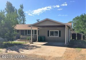 321 W Adair Drive, Show Low, AZ 85901