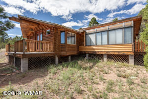 2949 Ranch House Road, Overgaard, AZ 85933