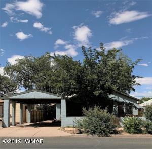 312 W Buffalo Street, Holbrook, AZ 86025