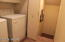 Washer & Dryer in Hallway