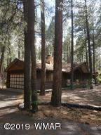 7547 Country Club Drive, Pinetop, AZ 85935