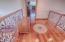 Loft with Brazilian cherry wood floors