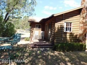 3396 Navajo Drive, Overgaard, AZ 85933