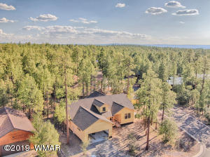 615 Redwood Lane, Pinetop, AZ 85935