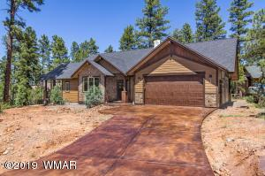 3380 W Mariposa Lane, Show Low, AZ 85901