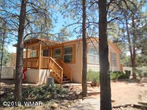 3463 Deer Track Trail, Overgaard, AZ 85933