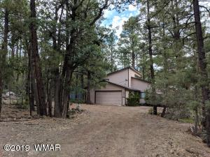 2601 N Blue Grass Ranch Drive, Lakeside, AZ 85929