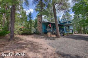 1176 W Apache Lane, Lakeside, AZ 85929