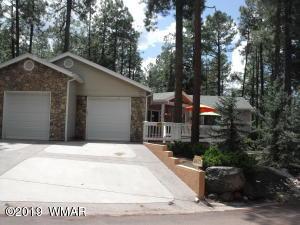 1677 E Wildwood Lane, Pinetop, AZ 85935