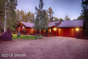 1335 W Rim Road, Lakeside, AZ 85929
