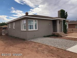 Street view 303 W. Mahoney, Winslow AZ