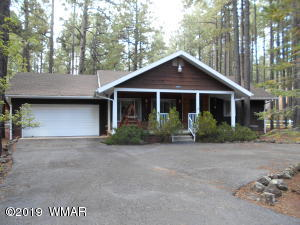 Fantastic Pinetop Home!