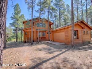 2600 Snowberry Loop, Show Low, AZ 85901