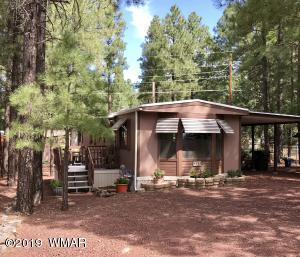 522 W Yaeger Lane, Lakeside, AZ 85929