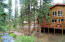 On the East Side of the River, the 5 bedroom, 3.5 cabin