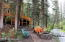 The 5 bedroom cabin on the river with a fire-pit!