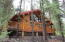 Log Cabin in the pines!