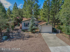 2813 W Young Street, Show Low, AZ 85901