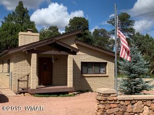2128 Cottontail Rd, Overgaard, AZ 85933