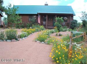 2668 Lodge Loop, Overgaard, AZ 85933