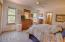 Master bedroom - roomy