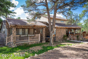 2063 Wilderness Drive, Overgaard, AZ 85933