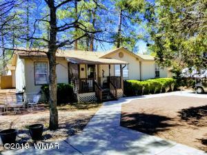 2858 Beaver Tail Lane, Pinetop, AZ 85935