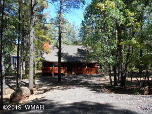 Newly Remodeled 4 Bedroom 2 Bath Home in Pinetop, AZ.