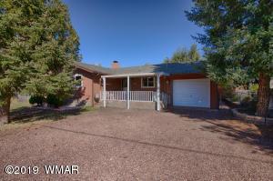 1339 S Mccoy Drive, Pinetop, AZ 85935
