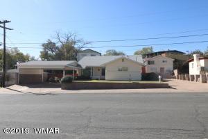 853 N 6Th Avenue, Holbrook, AZ 86025
