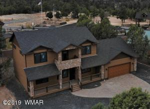 4830 Mountain Hollow Loop, Show Low, AZ 85901