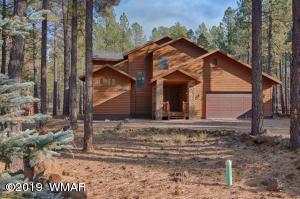 2675 Greens Peak Drive, Pinetop, AZ 85935