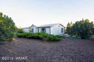30 County Road 3315 Why Worry Drive, Vernon, AZ 85940