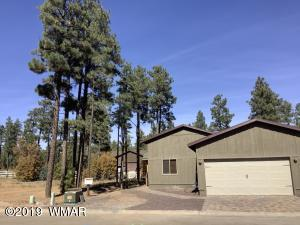 5436 W Glen Abbey Trail, Lakeside, AZ 85929