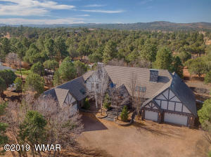 922 Mountain Trail, Show Low, AZ 85901